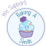 Baking a smile